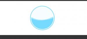 纯CSS实现波浪进度图