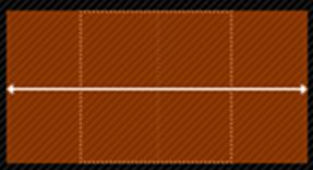 scaleX(x)元素仅水平方向缩放