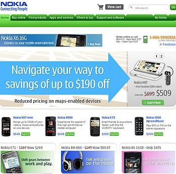 Nokia诺基亚