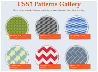css3绘制的背景纹理