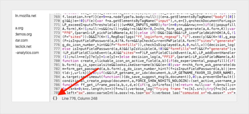 前端开发必会的14个JavaScript调试技巧